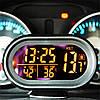 Автомобильные Электронные Часы VST-7009V Термометр, фото 7