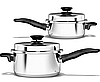 Мини-набор iCook - 2 и 3-литровые кастрюли