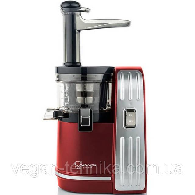Шнековая соковыжималка Sana EUJ-828 Red
