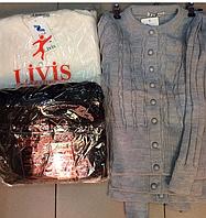 Детская вязаная кофта  для девочек (Турция), фото 1