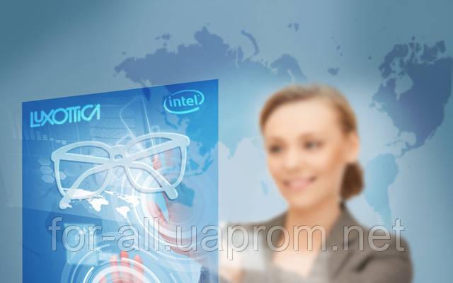 Компании Intel  и Luxottica совместно создадут умные очки