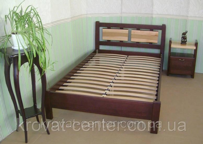 """Полуторне ліжко з дерева від виробника """"Магія Дерева"""""""