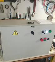 Завершили работу по сборке блока управления для станка с чпу.