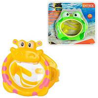 Маска для плавания детская Intex 55910