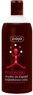 Гель для душа и пена для ванны Ziaja Cola 500мл
