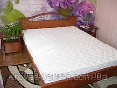 """Ліжко півтораспальне з дерева """"Фантазія - 2"""" від виробника, фото 3"""