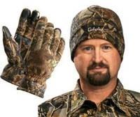 Набор: перчатки и шапка