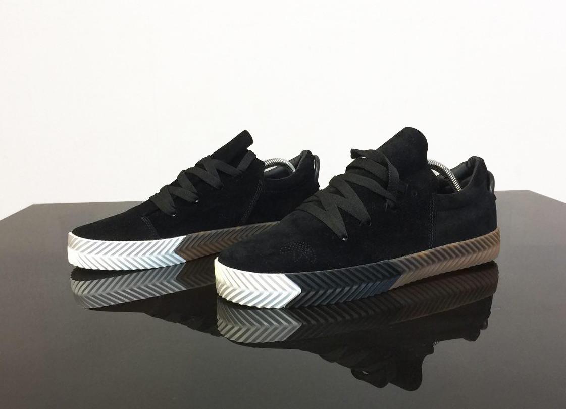Мужские Кроссовки Adidas Aleksander Wang Black