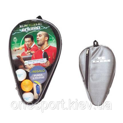 Теннисный набор Enebe Equimpo ( 1 ракетка, 3 мяча и чехол) Enebe 888451 (код 110-124445), фото 2