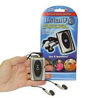 Карманный слуховой аппарат Listen Up