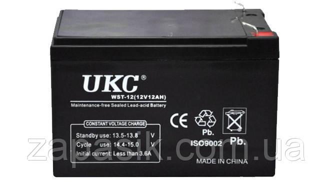 Аккумуляторная Батарея UKC 12 V 12 А