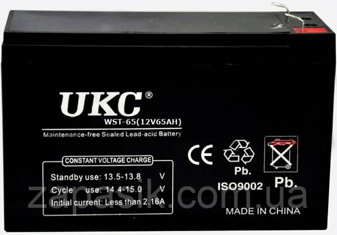 Аккумуляторная Батарея UKC 12 V 65 А