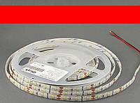 Светодиодная лента 12V Epistar 3528SMD 60шт IP65 красный