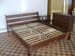 """Кровать полуторная """"Грета Вульф"""". Массив - сосна, ольха, береза, дуб., фото 3"""