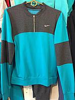 Женский спортивный костюм весна-осень двухнитка размеры 42-46