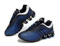 Кроссовки мужские Adidas Porsche Design P5000 Bounce S2 Blue Black, фото 1