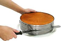 Форма  для нарезки бисквита