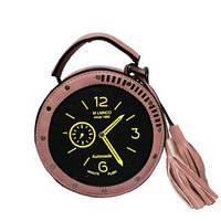 Женский  рюкзак часы