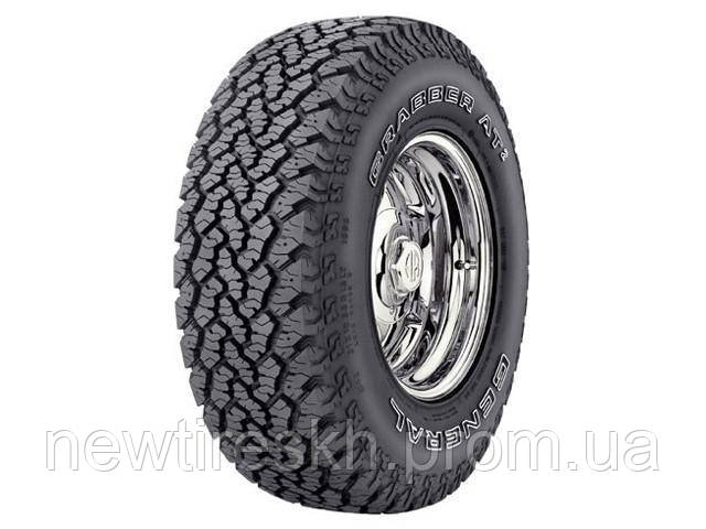 General Tire Grabber AT2 265/75 R16 121R XL