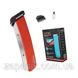 Аккумуляторная Машинка для Стрижки Волос Триммер Gemei GM 701 am