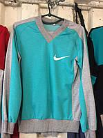 Женский костюм спортивный двухнитка весна осень размеры 42-46