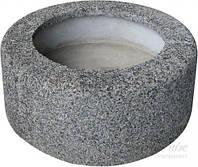 Вазон декорированный гранитной крошкой Астра 100x40 см T10429628