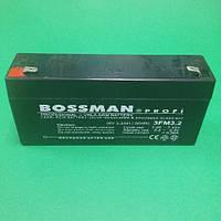 Аккумулятор к весам BOSSMAN profi (6V3,2AH/20HR)
