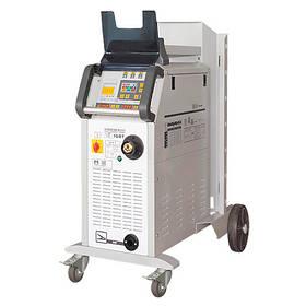 Сварочный полуавтомат инверторный 220В, 12А, сталь 0.6-1.2, алюм. 0.8-1.2, медь 0.6-1.2 G.I. KRAFT GI13114-220