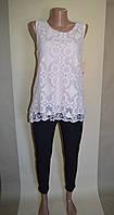 Блузка женская кружевная, фото 1