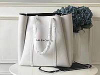 Женская брендовая сумка Balenciaga дорогой Китай белая