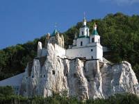 Паломничество в Святогорскую Лавру.Святогорск