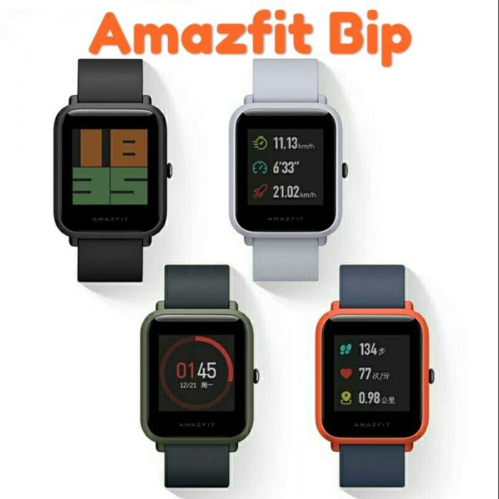 Смарт часы Xiaomi (Huami) Amazfit Bip, фитнес трекер , smart watch  (Международная f055c3bc7e9