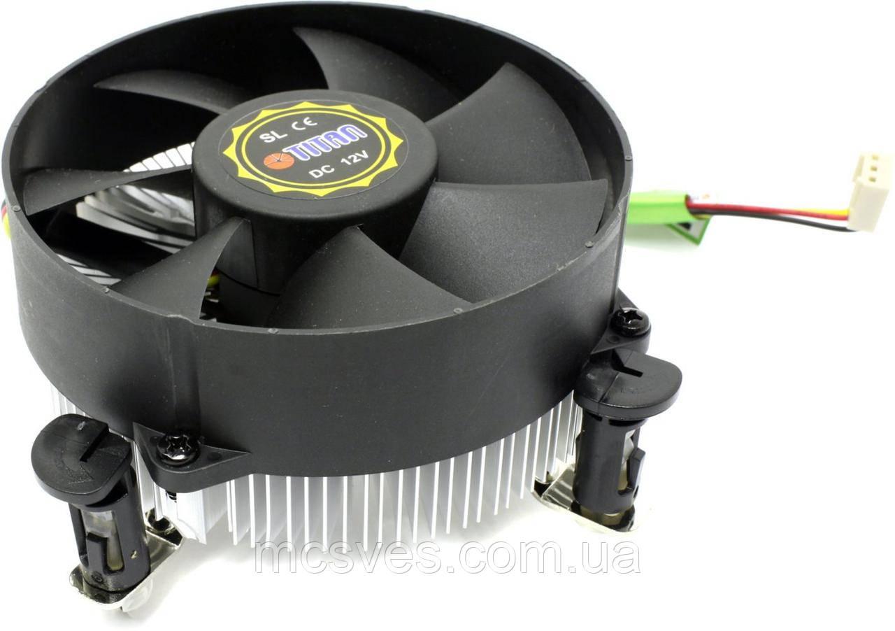 Кулер для процессора Titan lga 775