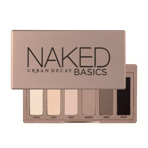 URBAN DECAY Naked Basics купить