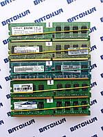 Оперативная память DDR2 2Gb 800MHz PC2 6400U, Оригинал, для Intel/AMD, Гарантия, фото 1