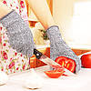Безопасные Кухонные Перчатки с Защитой от Порезов Суперпрочные Рукавицы Cut Resistant Gloves, фото 2