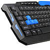 Беспроводная Компьютерная Клавиатура и Мышь Keyboard HK8100, фото 4
