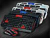 Беспроводная Компьютерная Клавиатура и Мышь Keyboard HK8100, фото 6