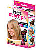 Блестки для Волос Hot Stamps Хот Стэмпс, фото 5