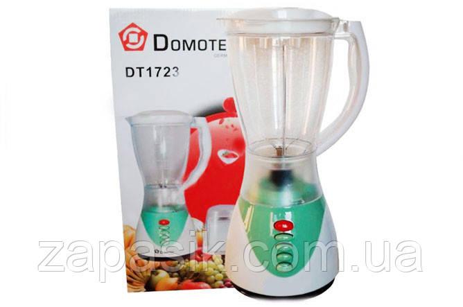 Блендер с Кофемолкой 2 в 1 Domotec DT 1723 am