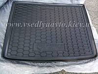Коврик в багажник для Chevrolet Volt 2011- (Avto-gumm) пластик+резина