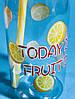 Бутылочка с Крышкой и Трубочкой Today Is A Fruit Day, фото 4