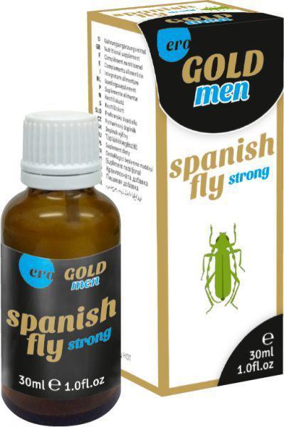 Возбуждающие капли для мужчин Hot ERO Spanish Fly Strong, 30 мл