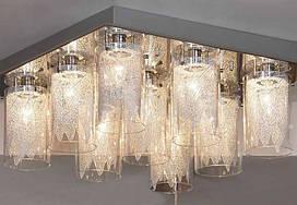 Потолочный светильник LUSSOLE BIOSVET LSA-4707-09