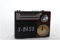 Радиоприемник с часами GOLON RX 722 X-BASS