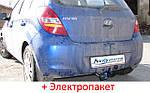Фаркоп - Hyundai i20 Хэтчбек (2008-2014)