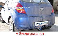 Фаркоп - Hyundai i20 Хетчбек (2008-2014), фото 1