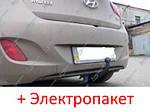 Фаркоп - Hyundai i30 Хэтчбек (2007-2012)