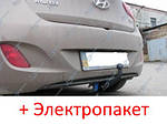 Фаркоп - Hyundai i30 Хэтчбек (2012--)