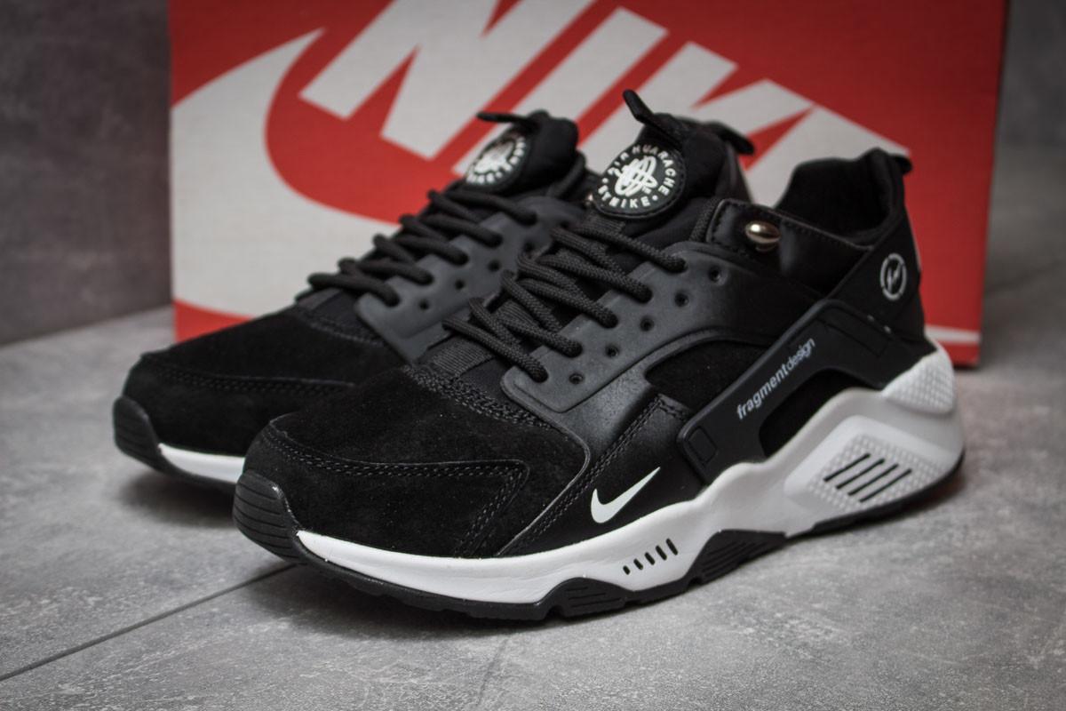 Кроссовки мужские в стиле Nike Air Huarache, черные (14033),   43 46 ... c4ca27ff69c
